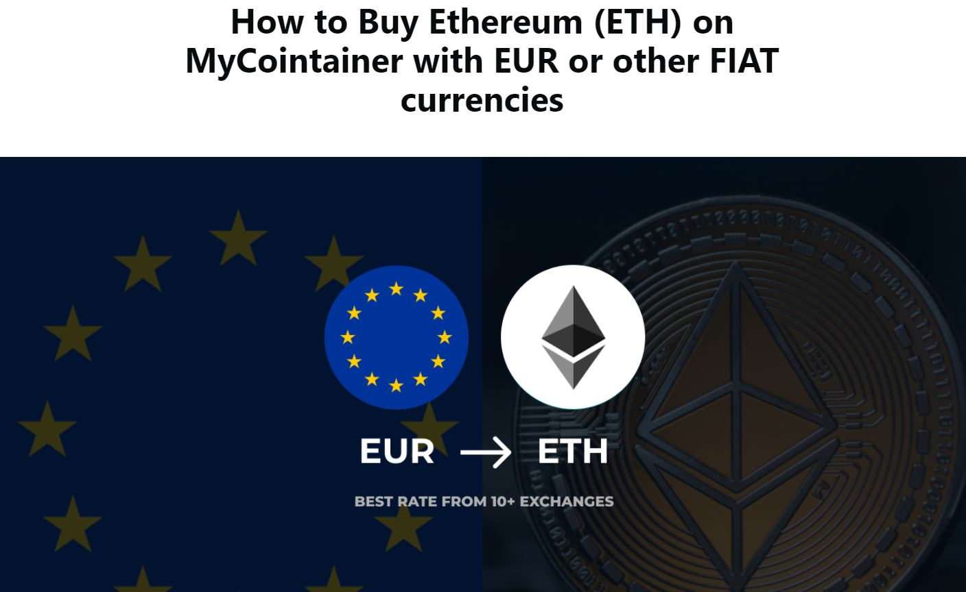 how to buy cryptocurrency with fiat currency