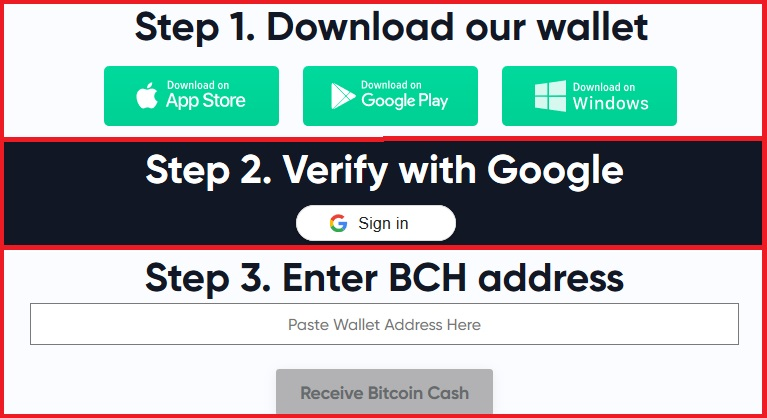how to earn bitcoin cash free