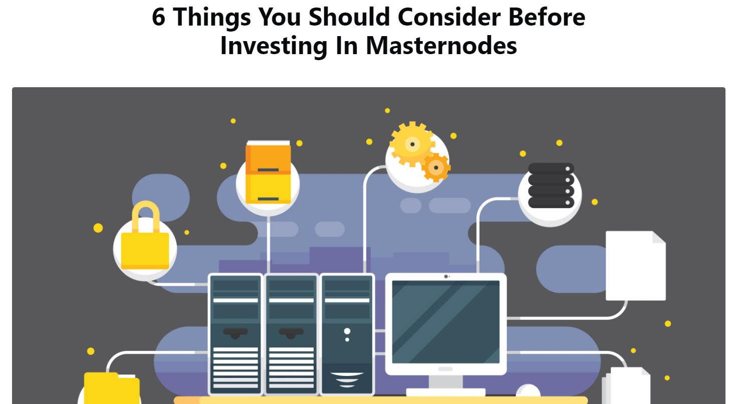 how to buy invest masternodes forums cryptocurrency guide